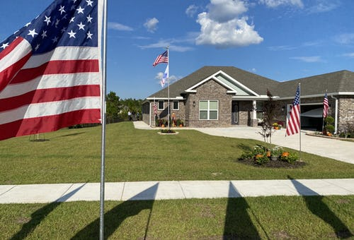 Gifting A Home To A Hero