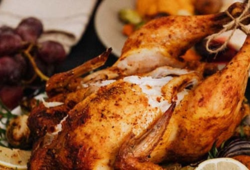 Thanksgiving Gratitude List